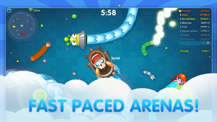 Snake Wars – Arcade Game screenshot-0