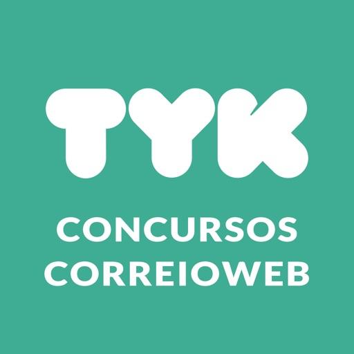 Baixar TYK Concursos CorreioWeb para iOS