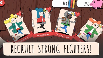 Knights of the Card Table screenshot 4