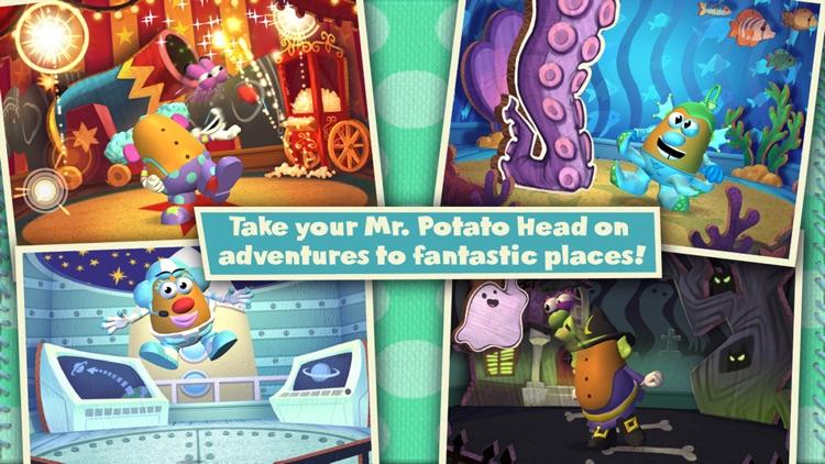 Mr Potato Head: Create & Play screenshot-3