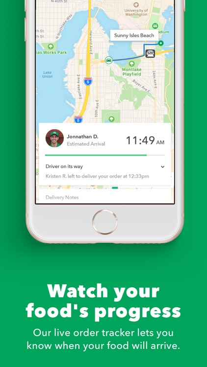 DoorStep Delivery screenshot-4