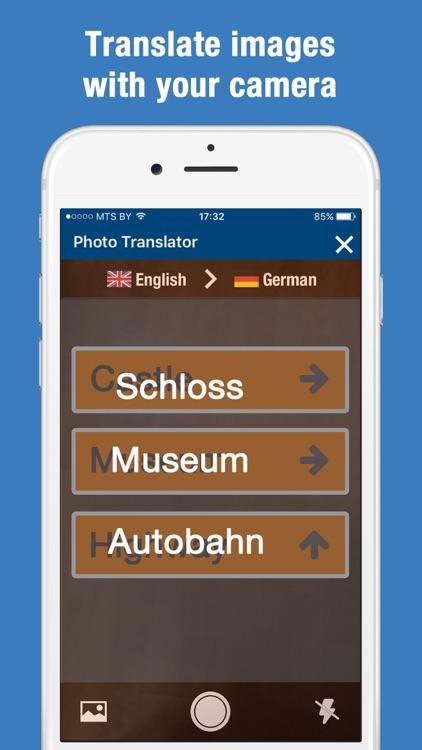Lingvanex Translator app
