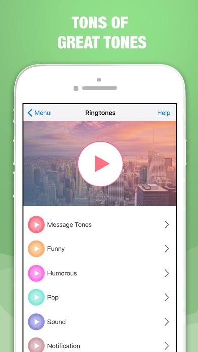 Song Ringtones, Ringback Tones for Windows