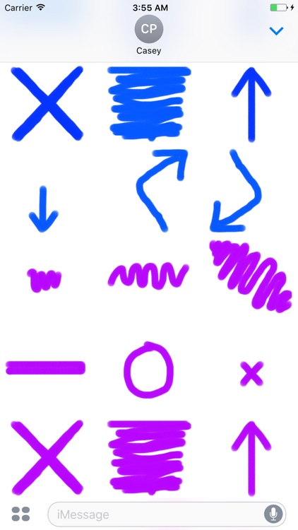 Markers for iMessage screenshot-4