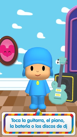 iphone and ipad talking pocoyo 2 en app 11586