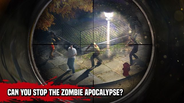 Zombie Hunter: Post Apocalypse Screenshot