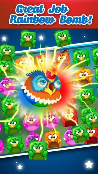 Bird Fun: Blast Match 3 Town
