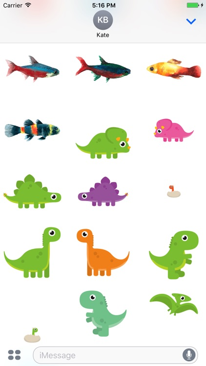 Little Big Sticker Book screenshot-3
