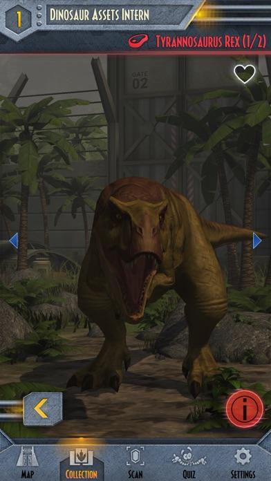 Jurassic World Factsのスクリーンショット3