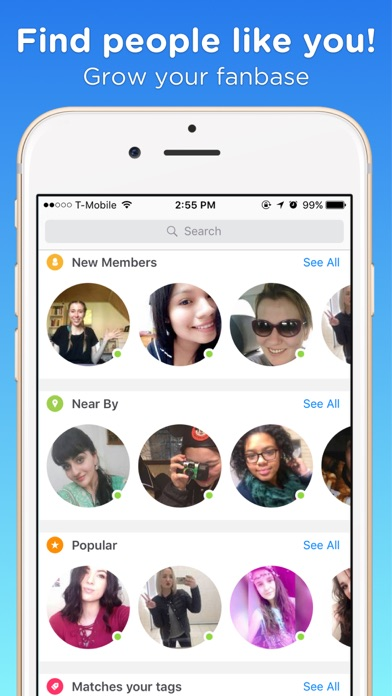 Fuzd Chat & Meet new people.-0