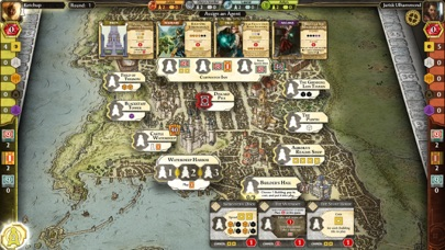 Screenshot #7 for D&D Lords of Waterdeep