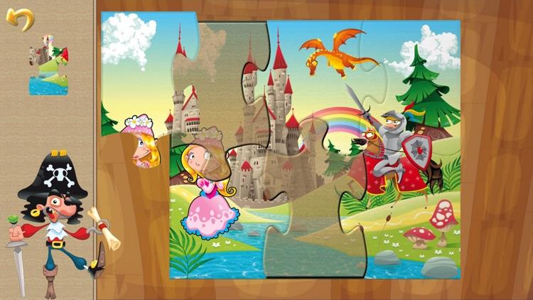 Magic Realm: Kids Puzzle Games