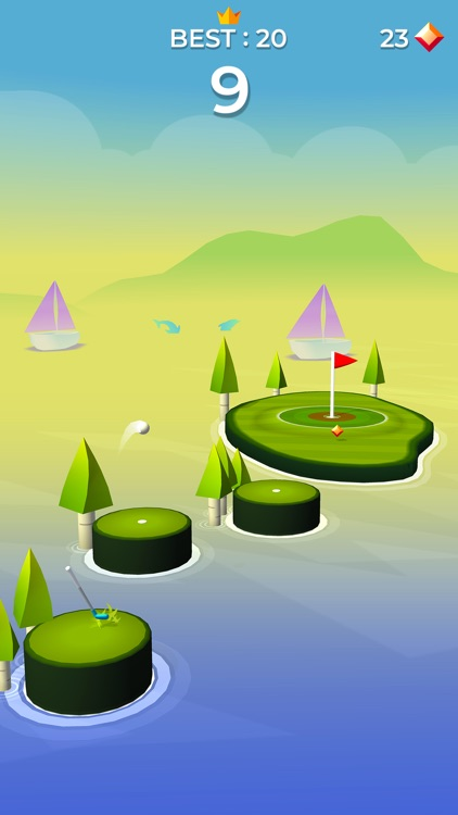 Pop Shot! Golf screenshot-3