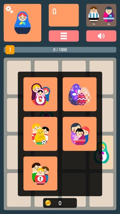 Matryoshka Puzzle Game screenshot-6