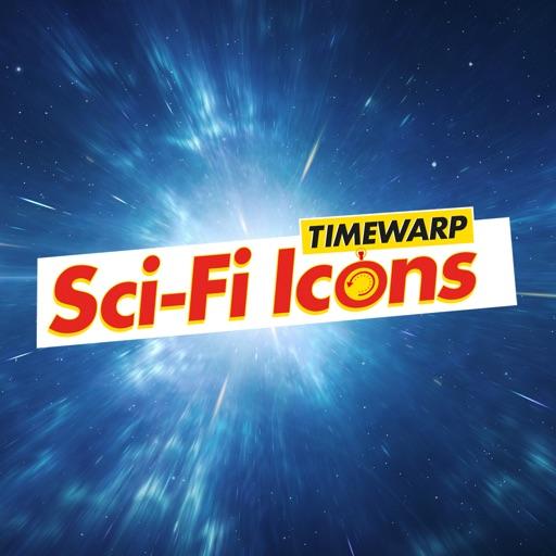 SciFi Icons Timewarp