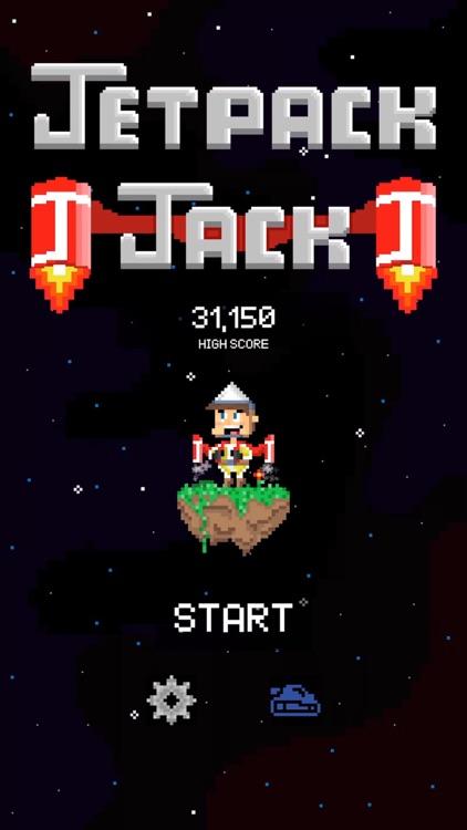 Jetpack Jack: Space Invasion