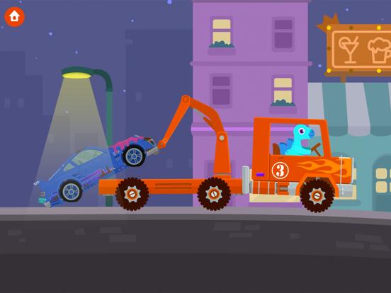Dinosaur Rescue - Truck Gamesのおすすめ画像5