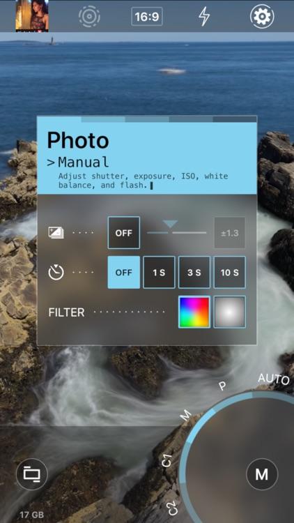 ProShot - DSLR, RAW, Video screenshot-4