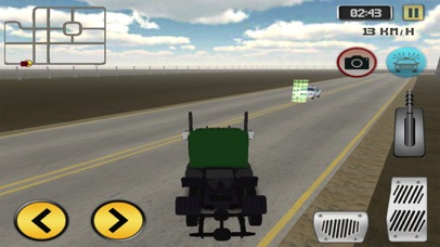 Highway Police Truck Driving screenshot 8