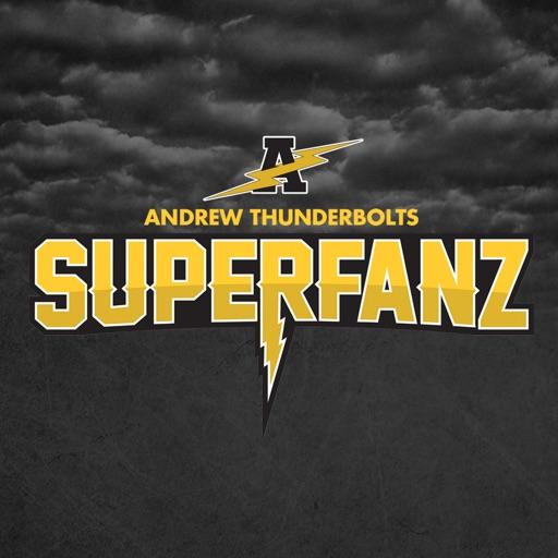 Andrew Thunderbolts Superfanz