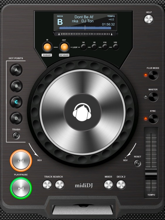 Midi DJ screenshot-2