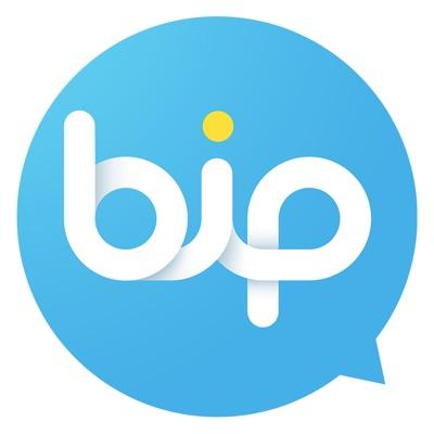 BiP Messenger ios app