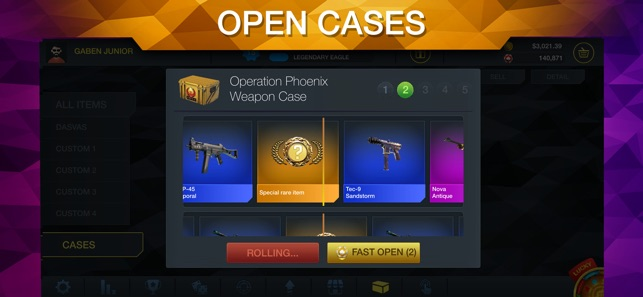 Case Chase - CSGO Simulator on the App Store