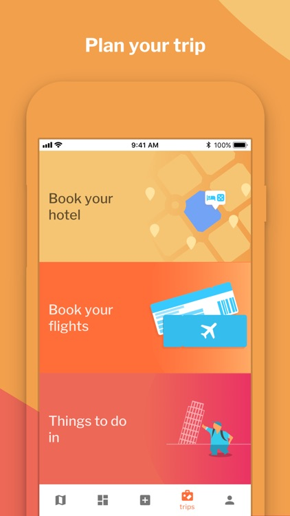 GOAZ: Plan & Share your trip screenshot-3