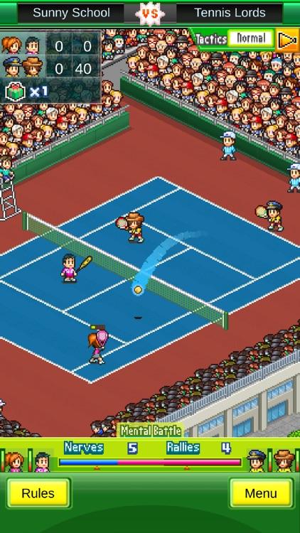Tennis Club Story screenshot-3