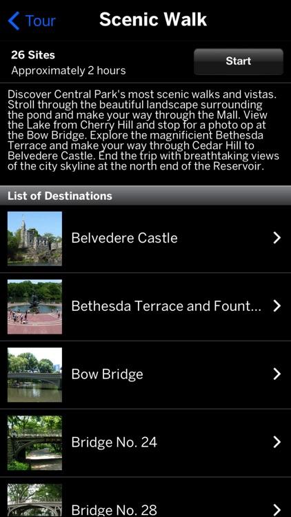 myNav: Central Park screenshot-3