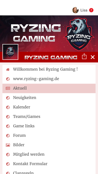Ryzing Gaming screenshot 2