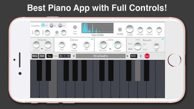 VPiano Simple & Easy Piano App