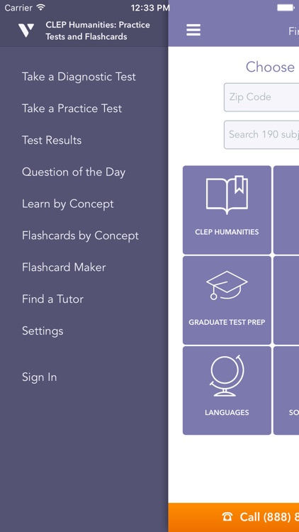 CLEP Humanities: Practice Tests and Flashcards