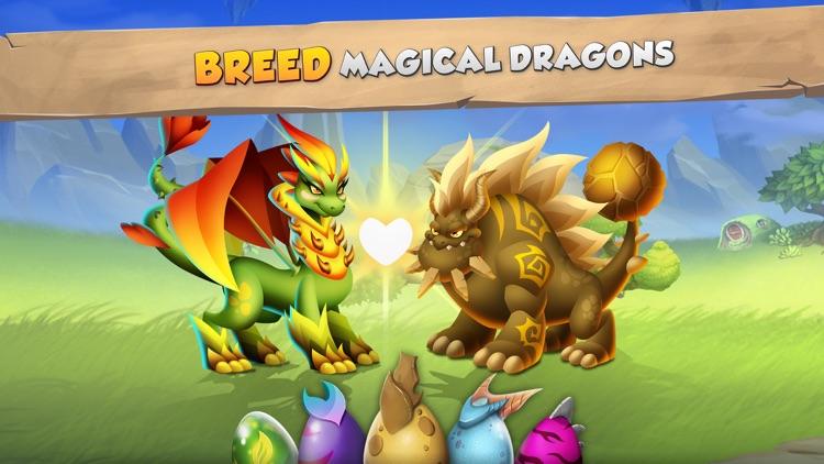 Dragon City Mobile screenshot-3