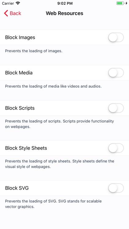 Roadblock - Content Blocker screenshot-3
