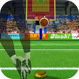 American Football Shot