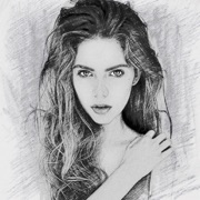 Photo Sketch My Pencil Drawing