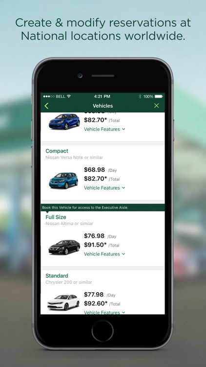 National Car Rental screenshot-3