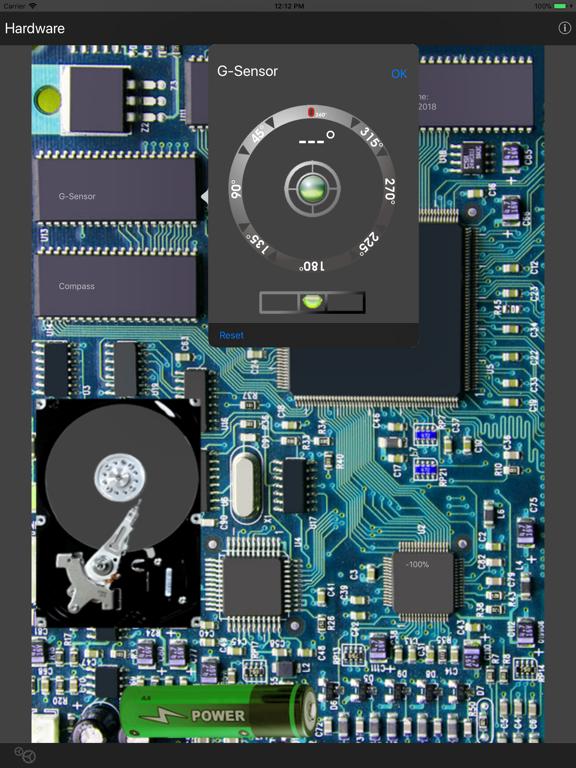 Hardware Inside screenshot 10
