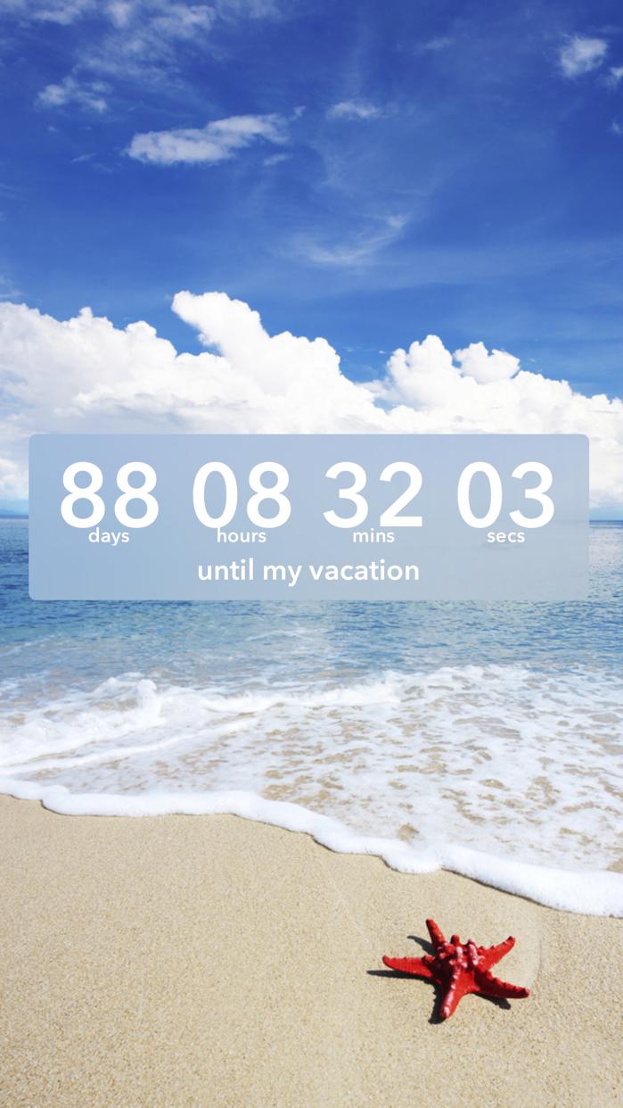 Countdown‼ Screenshot