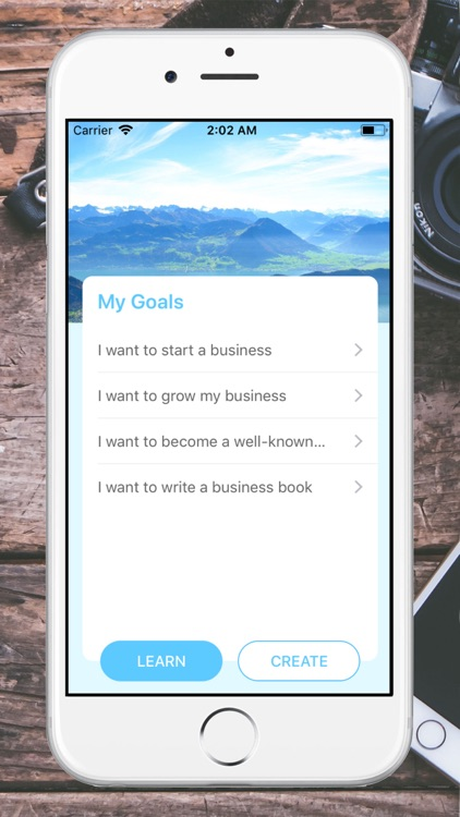 SMART Goals screenshot-0