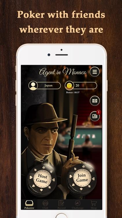 Pokerrrr 2-Poker with Buddies screenshot-0