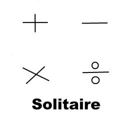 Arithmetic Solitaire