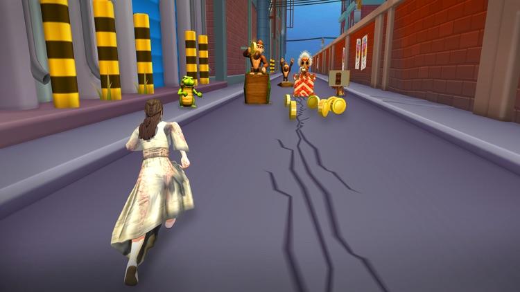 Virtual Girlfriend Wedding Run screenshot-4