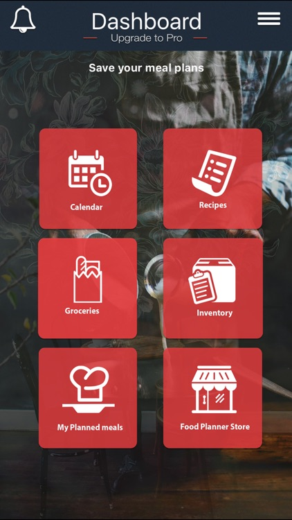 FoodPlanner App screenshot-1