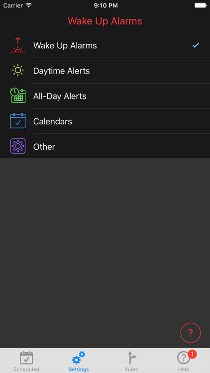Calarm screenshot-4