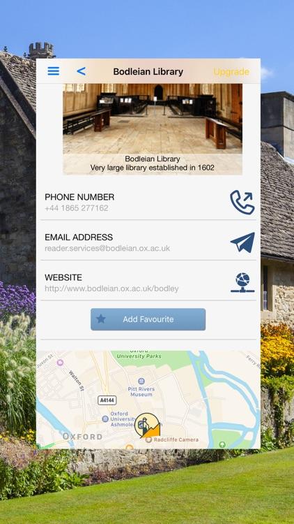 Oxford Travel Expert Guides screenshot-3