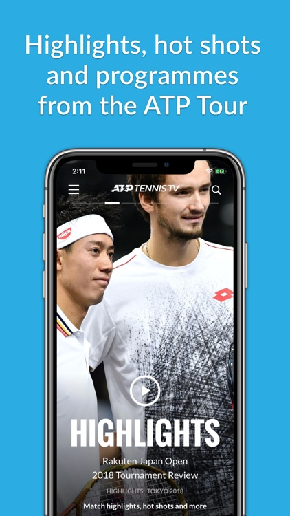 Tennis TV - Live Streaming screenshot-5
