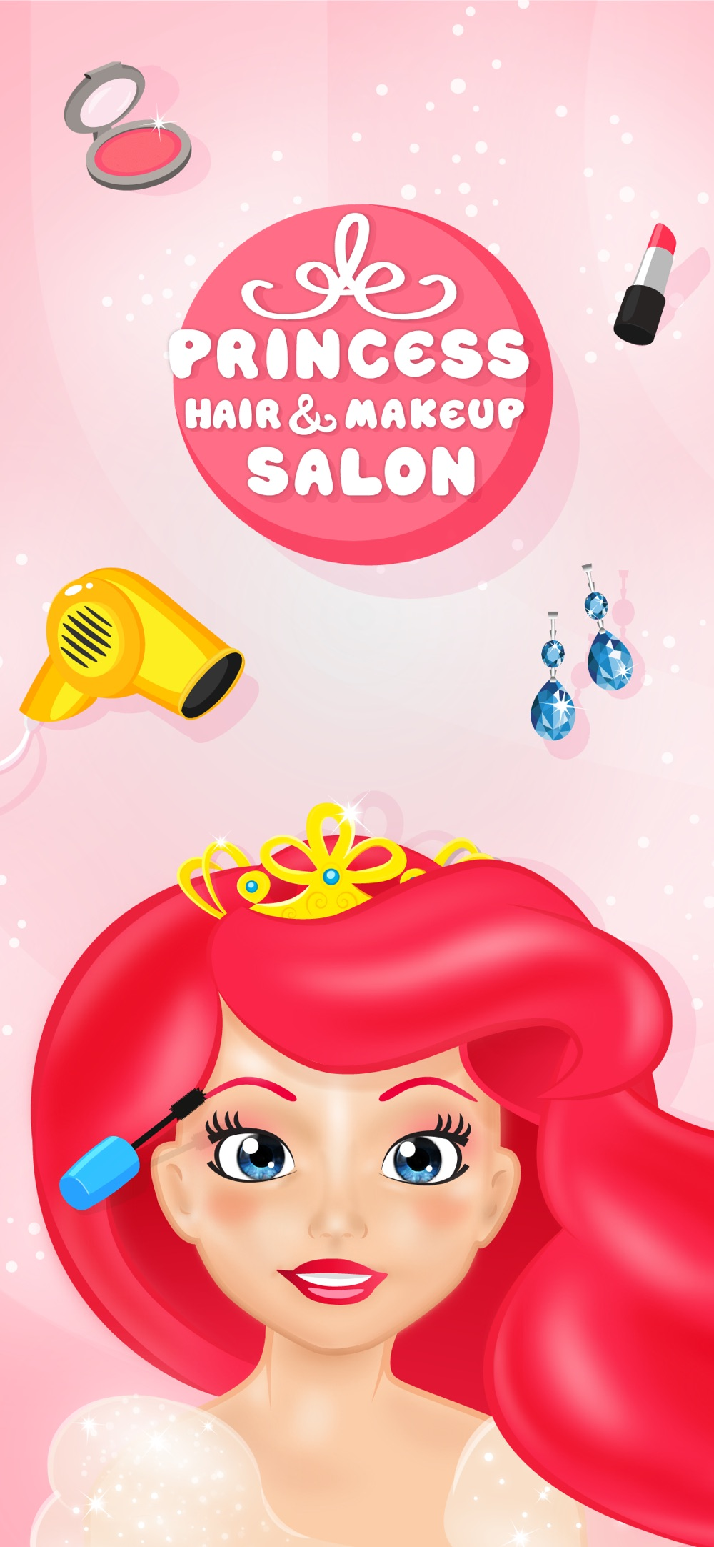 Princess Hair & Makeup Salon Cheat Codes