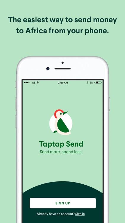Taptap Send Money Transfer
